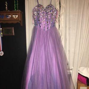 plush prom by Alexia